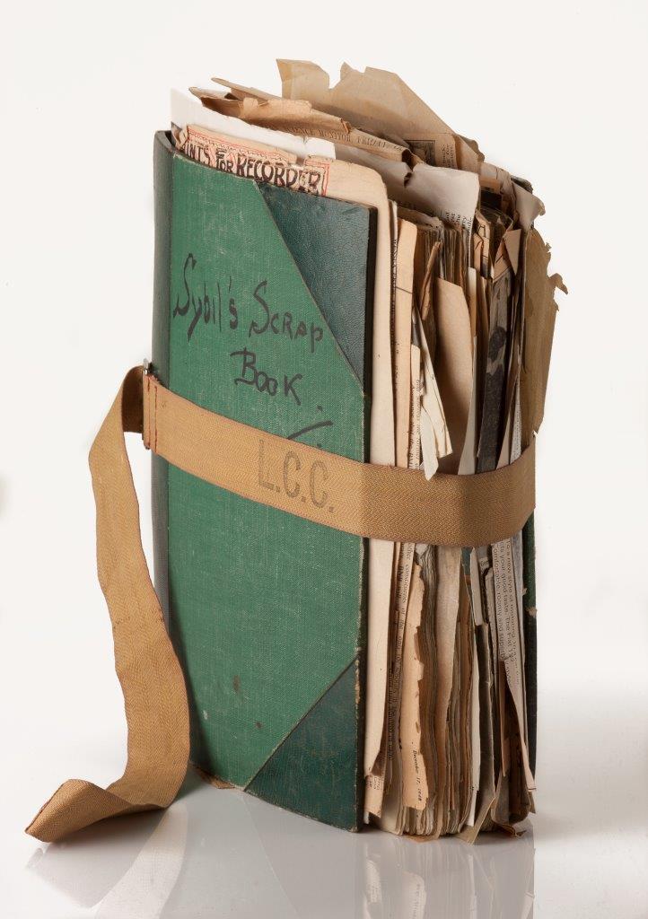 Sybil Andrews' Scrapbook